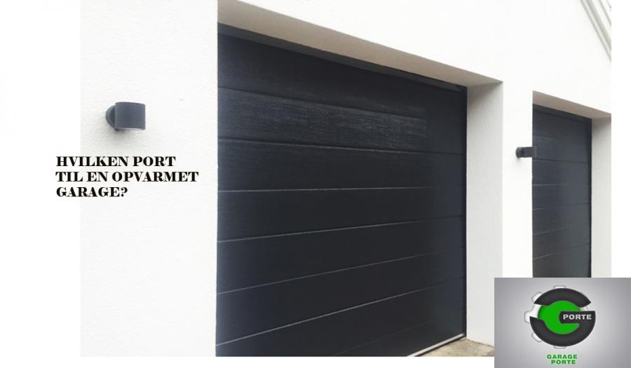 Opsætning og installation af porte i hele Storkøbenhavn & Nordsjælland